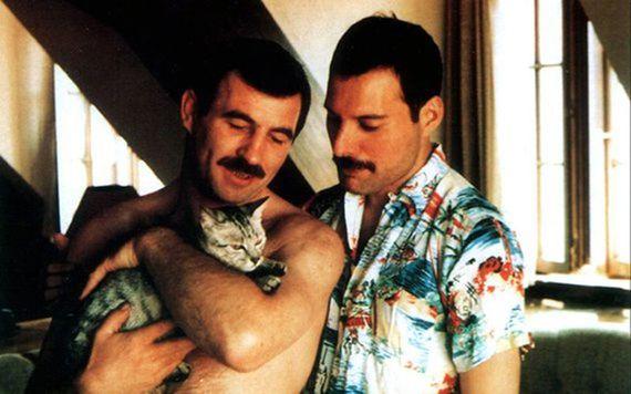 Five facts about Freddie Mercury's former partner Jim Hutton