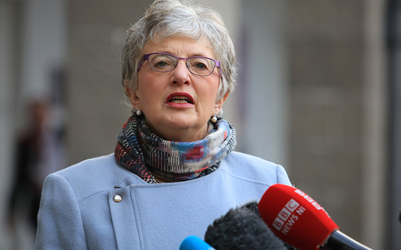 Independent TD Katherine Zappone lost her seat in Ireland's recent General Election (RollingNews.ie)