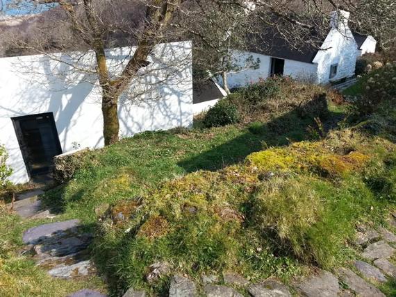 Seafront house on the Beara Peninsula, County Cork