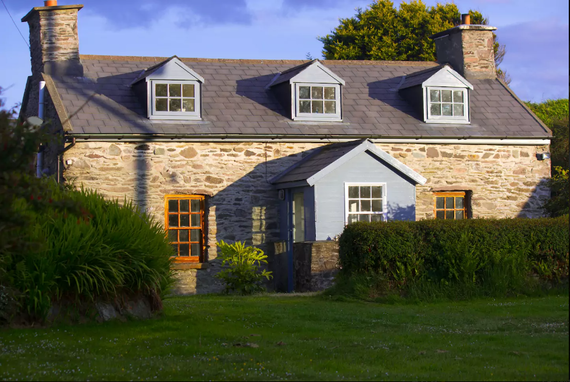 Seaside cottage in Baltimore, County Cork