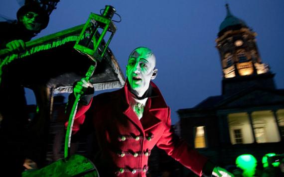 The Bram Stoker Festival in Dublin. Photo: Tourism Ireland