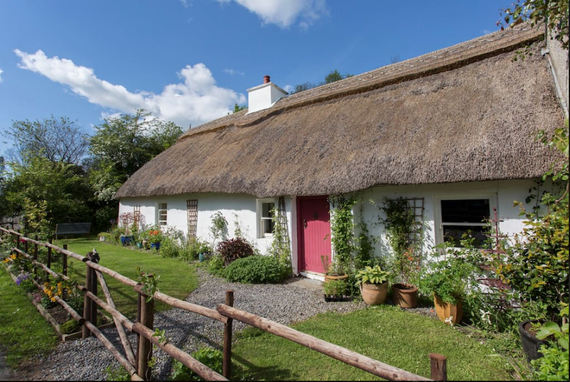The enchanting mill cottage in Kells, County Kilkenny