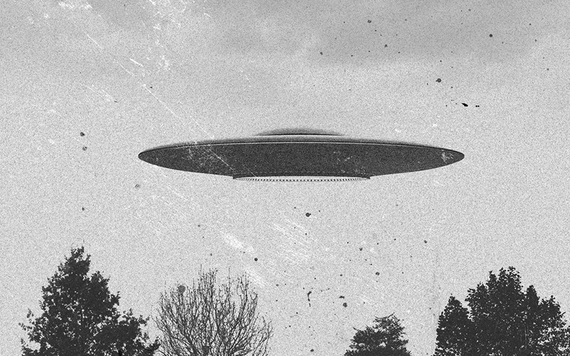 The Irish report the lowest annual number of UFO sightings in Europe.
