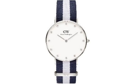 d00984fd2ee 12. Daniel Wellington Nato Strap Watch  ...