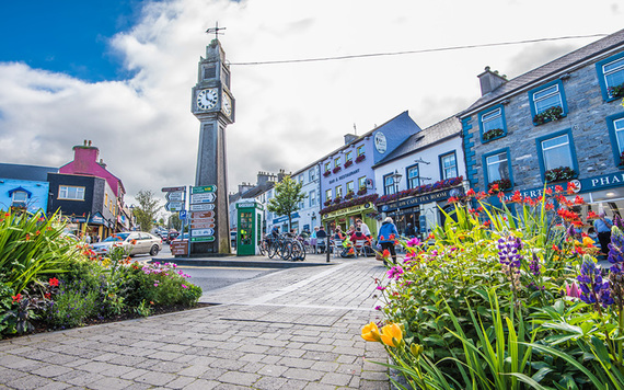 Best places to visit in Ireland: Westport, Co. Mayo. Image credit: Tourism Ireland.