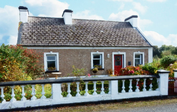 Kernaig cottage, in Clare.