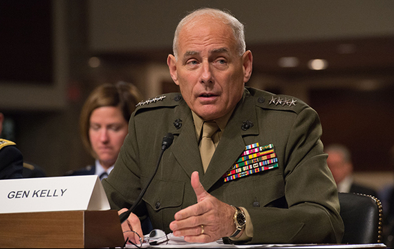 General John Kelly. Image: Public Domain.