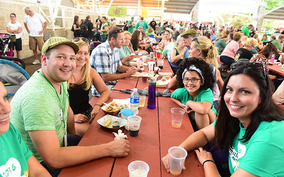 Grab the whole family and grab a bite at the Irish Milwaukee Fest.