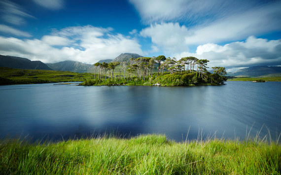 Pine Island, Connemara, could be the ancestral home of many Maine Irish. Image credit: Tourism Ireland.